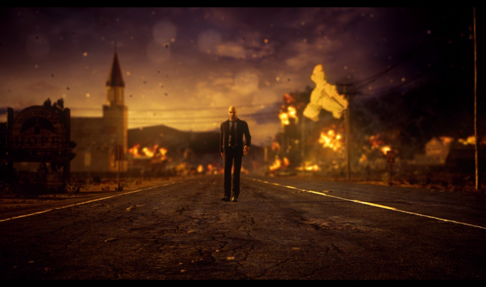 An Assassin With a Soul? A Short Review of 'Hitman: Absolution
