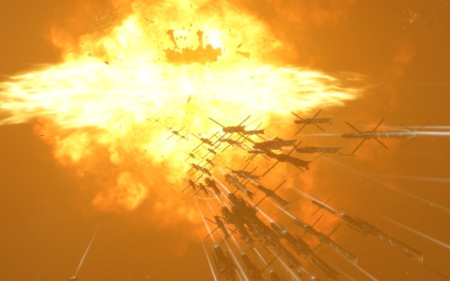 AAR: 8 Mar. 2020, Deklein — Whoring on the Penultimate GOTG Keepstar
